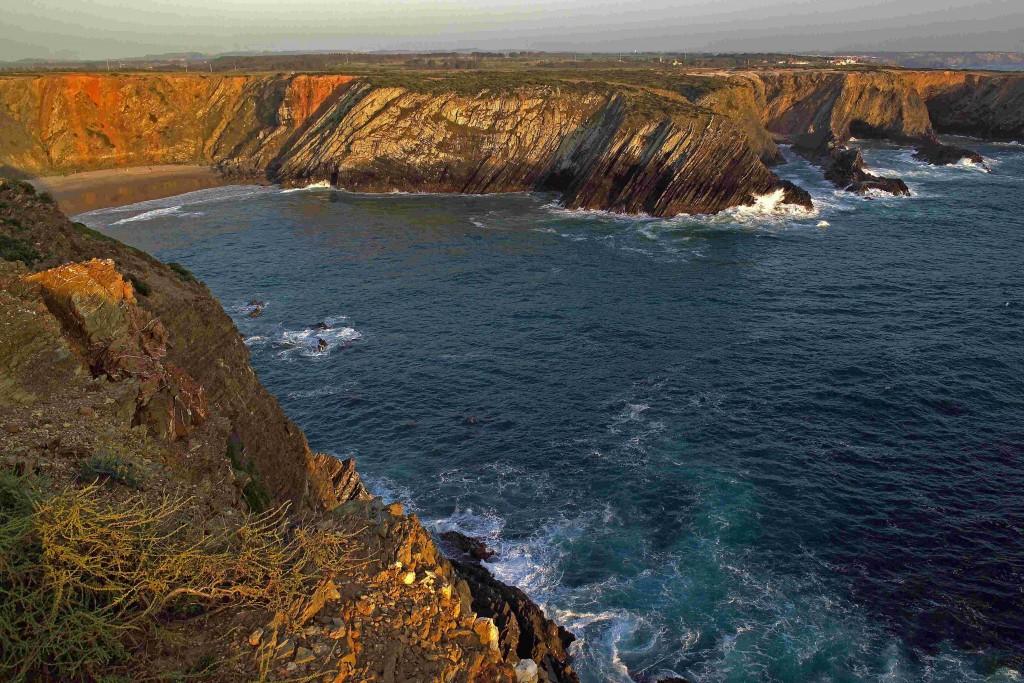 Portugal's beautiful Alentejo coast