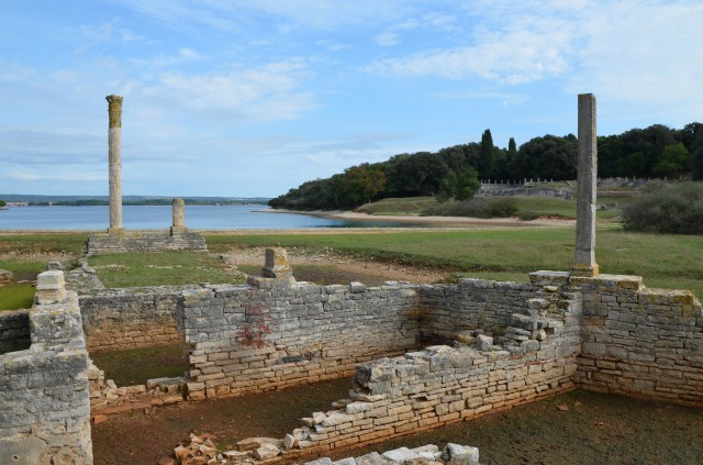 Roman Villa in the Bay of Verige, Brijuni
