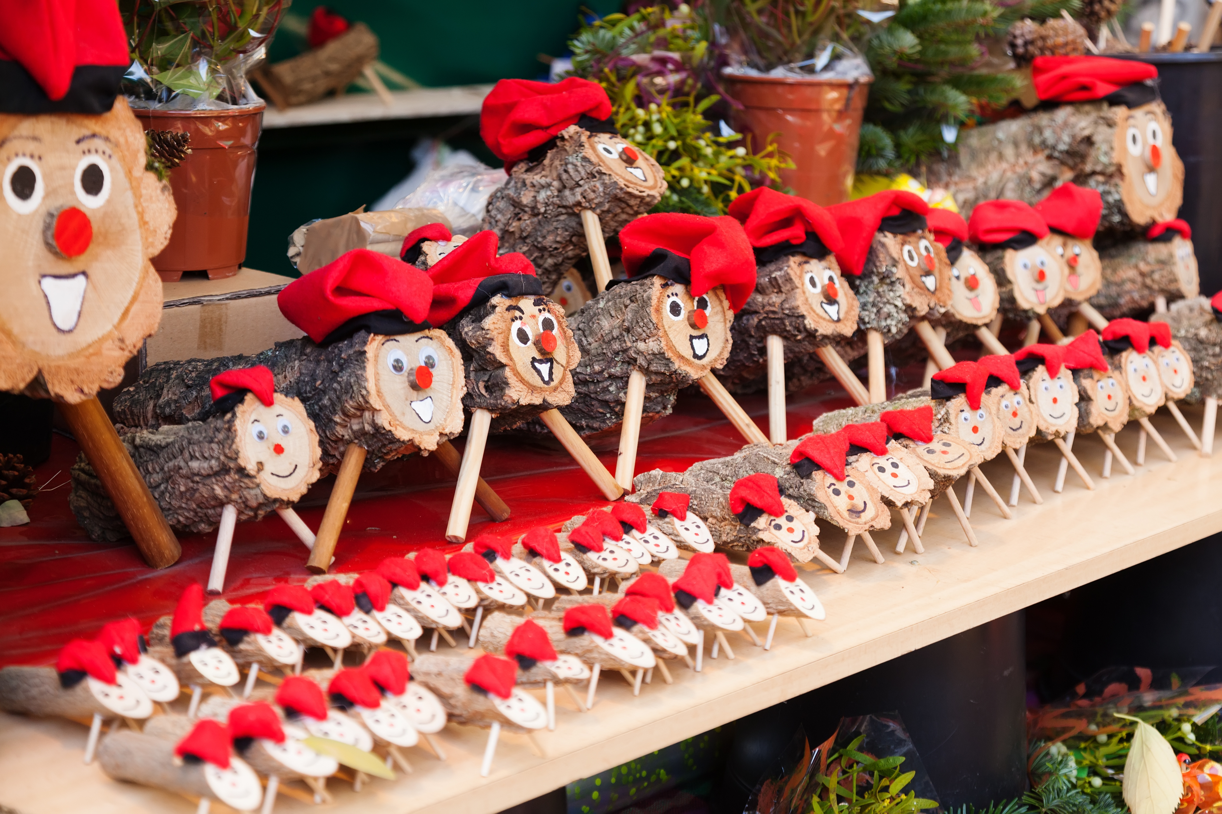 Tio de Nadal is character in Catalan mythology relating to Christmas tradition widespread in Catalonia