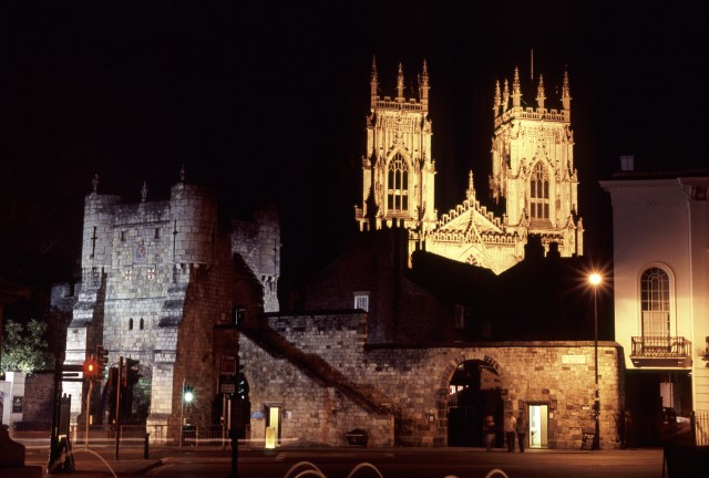 York and night.