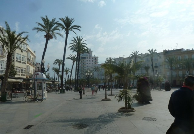 Cadiz square
