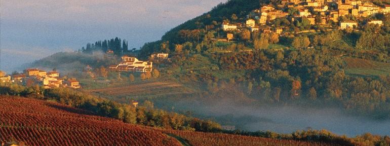 Castles to Coast Walk Croatia - Stunning Countryside