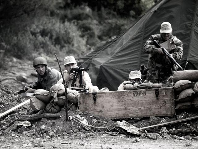 Gozo-nazi-military