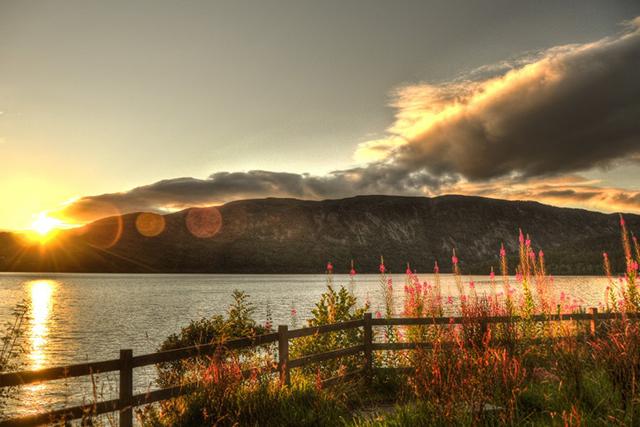 Loch Ness, CC BY mendhak / flickr.