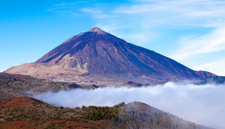 Mt-teide