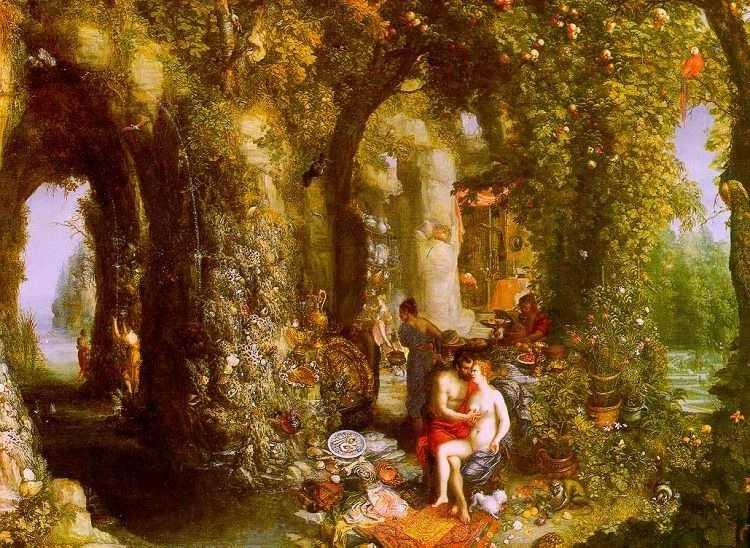Odysseus-Calypso