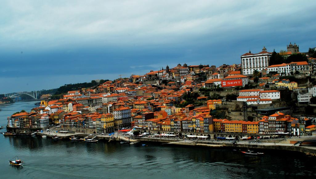 Oporto, the Portuguese capital