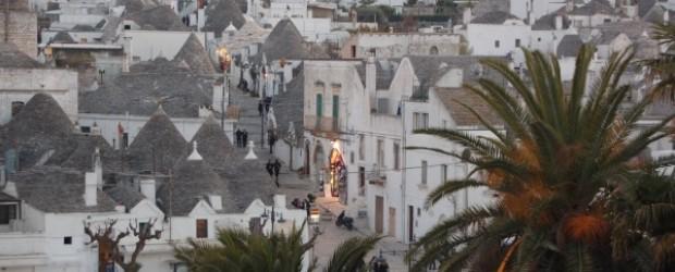 Puglia Trullo Houses