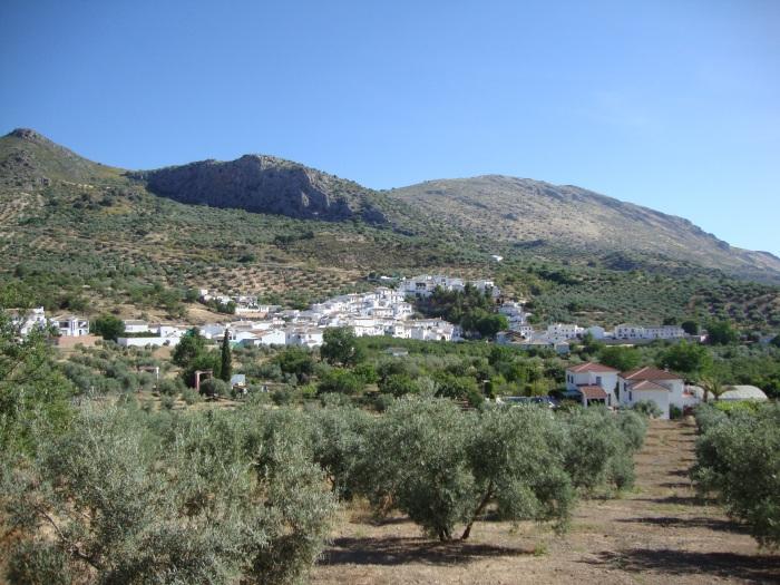 Zagrilla Alta- Zagrilla walk
