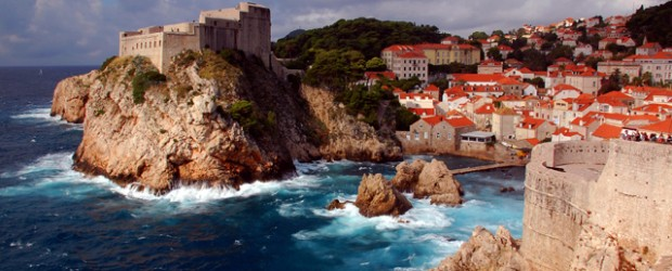 Dubrovnik, Croatia. Photo: Edward Wexler.