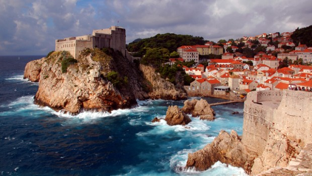 Dubrovnik, Croatia. Photo: Edward Wexler.