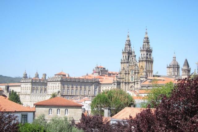 The stunning architechture of Santiago de Compostella  (Joaquim Rocha / flickr)