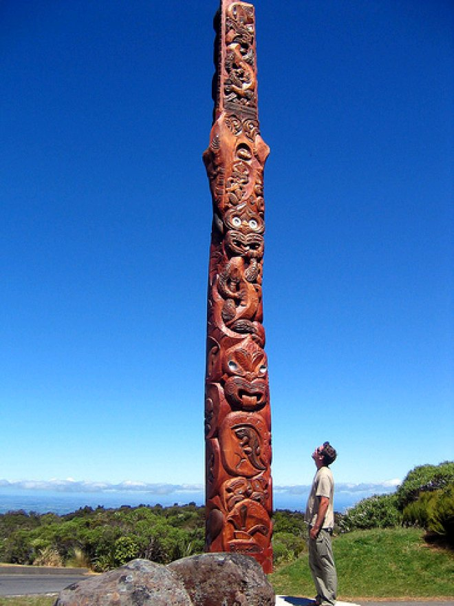 Maori Art (Photo: Robinvanmurik/flickr)