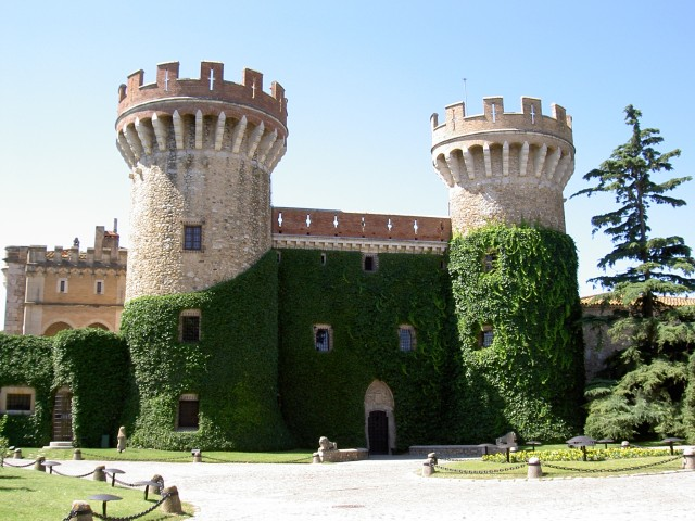 The Castillo de Perlada