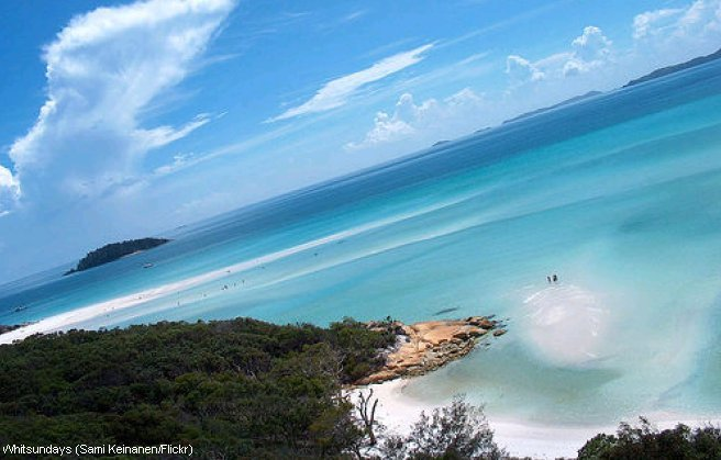 Whitsundays (Sami Keinanen/Flickr)