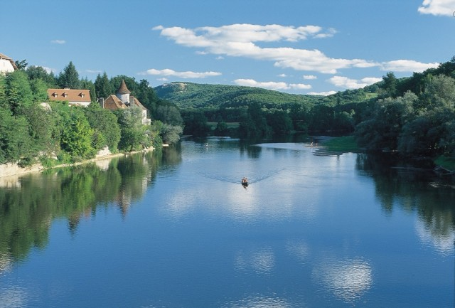 Dordogne Canoeing