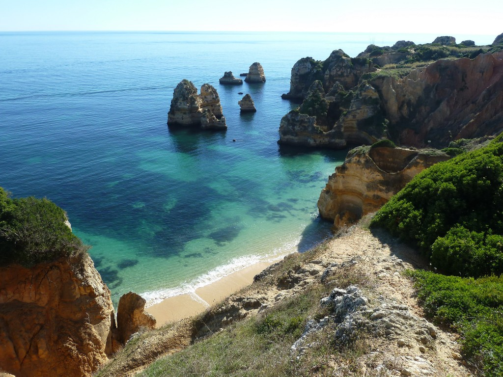 Algarve Weather February >> Where's hot in February for a walking holiday?
