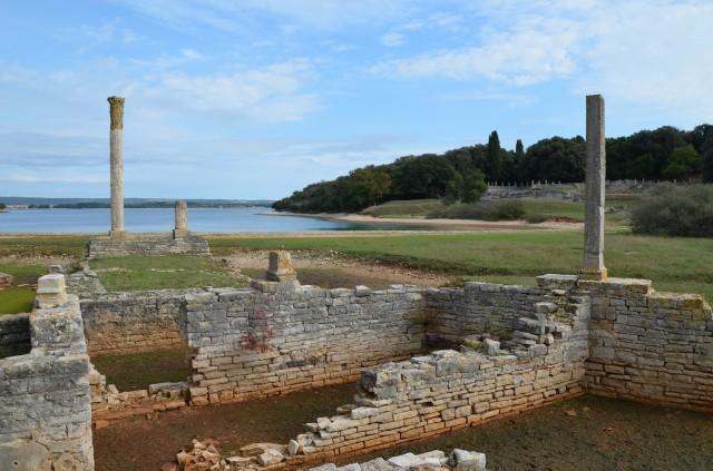 Roman Villa in the Bay of Verige, Brijuni