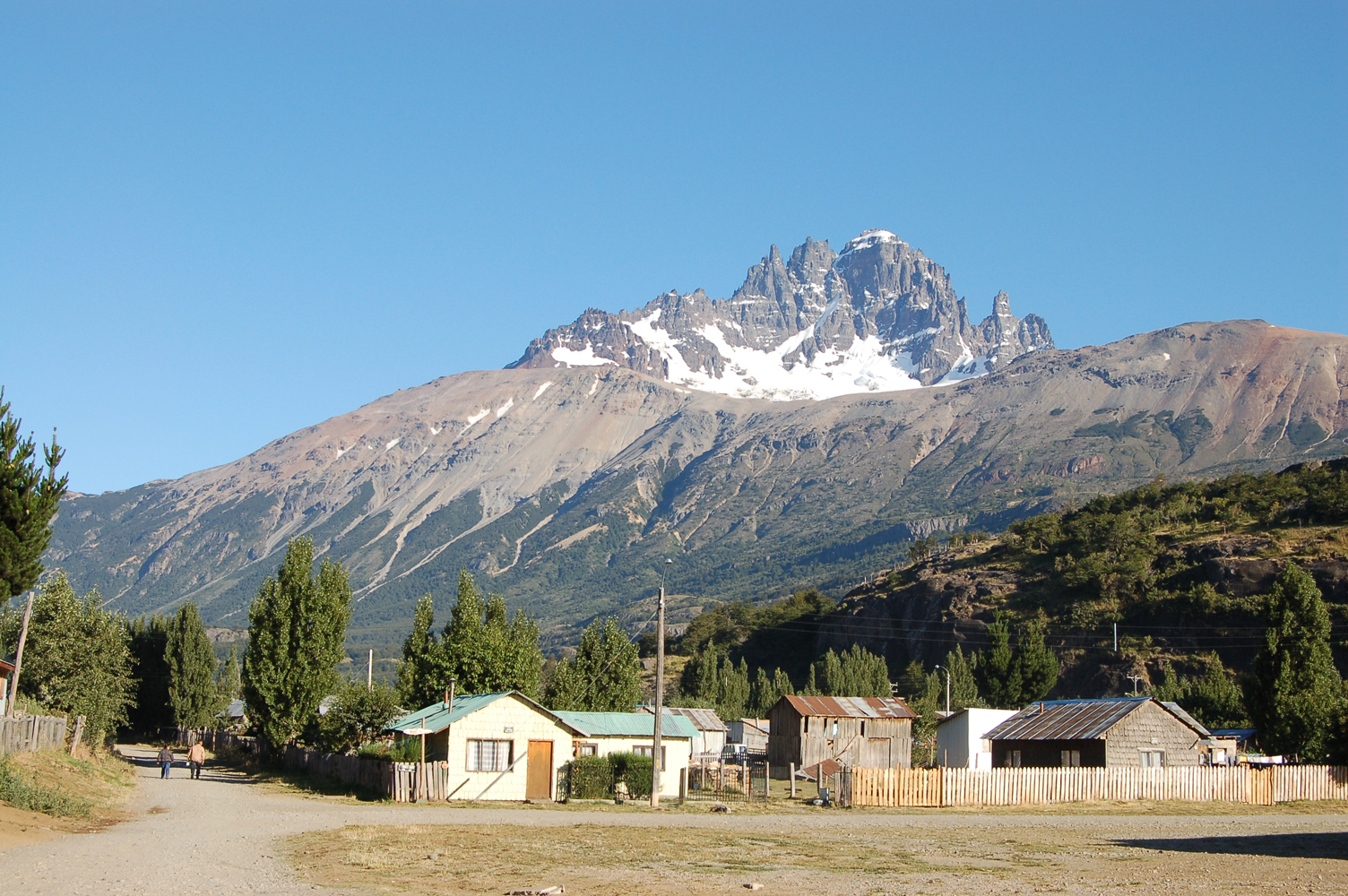A classic Patagonian scene from Headwater's Chilean Adventure!