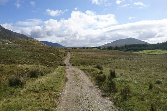 Connemara walking trail