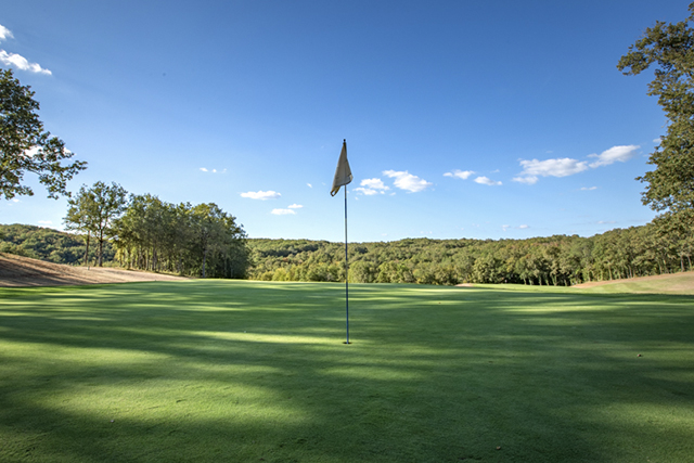 Golf Course in the Dordogne - Soulliac Country Club.