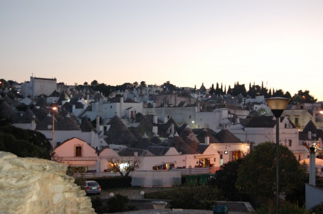 Alberobello - unique 'Trulli' housing!