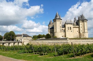 Charming Chateux and Lovely Wine in the Loire