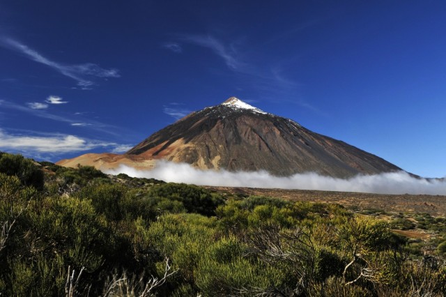 Mount Teide on Tenerife