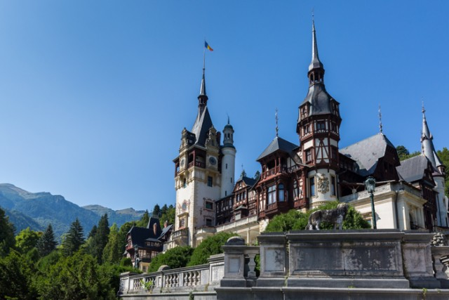 Peles Castle, Wallachia