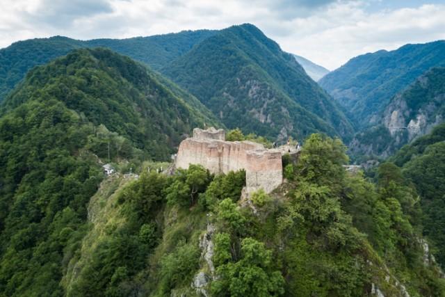 Poenari Castle, Wallachia