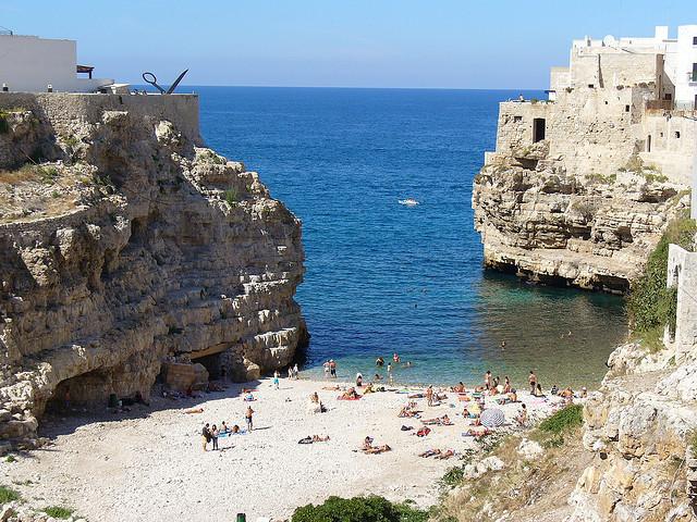Puglia Beach Polignano a Mare