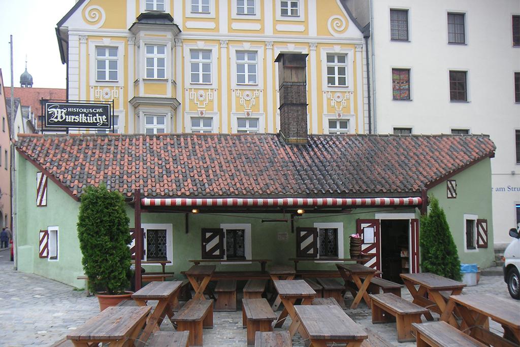 Oldest sausage kitchen in the world