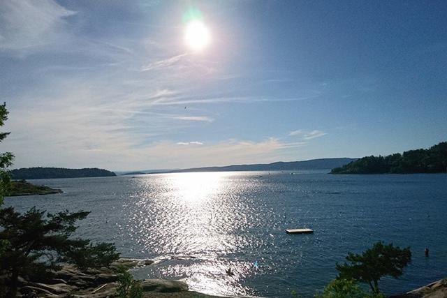 Son bay, Oslofjord