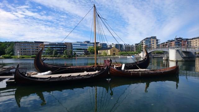 Viking boat Oslo