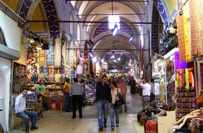 The Grand Bazaar 9Photo:Paul Simpson/flickr)