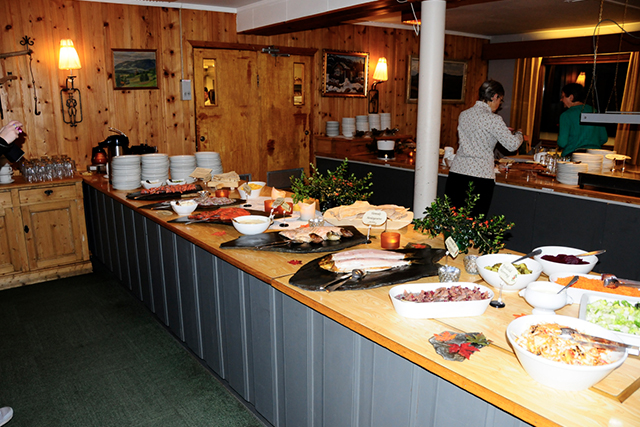 Norwegian Buffet