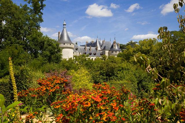 chaumont-sur-loire-view