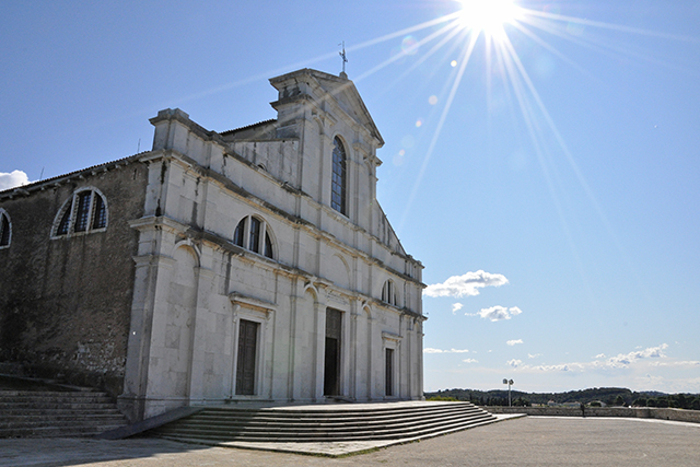 St. Euphemia Church. Photo: Sarah Sampsel / Flickr