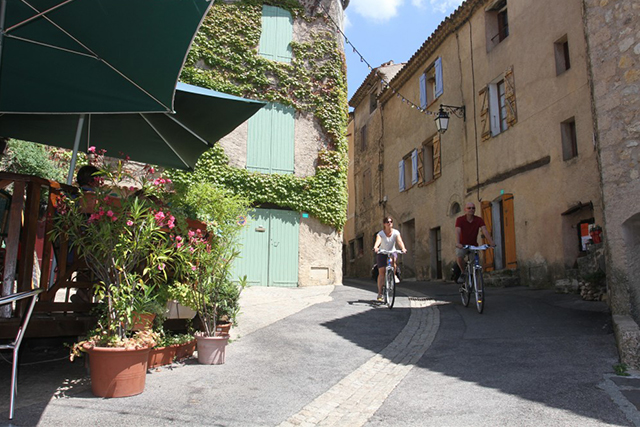 Cycling Provence