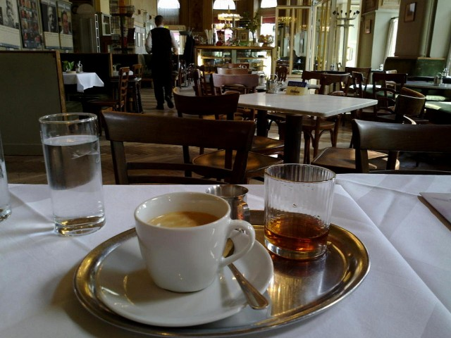 Austrian coffee house