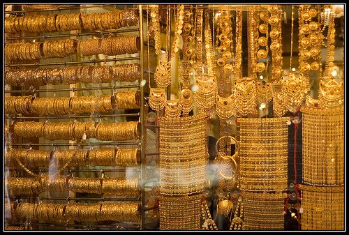Photo: Gold Souk by Bala on Flickr