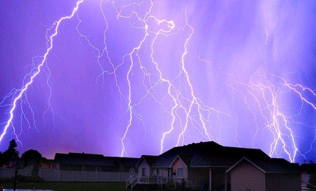 Utah lightning (Jared Smith/Flickr)