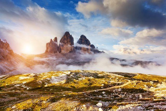 Tre Cime, Dolomites