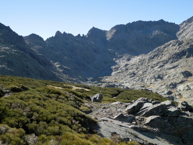 The beautiful and unspoilt Sierra de Gredos.