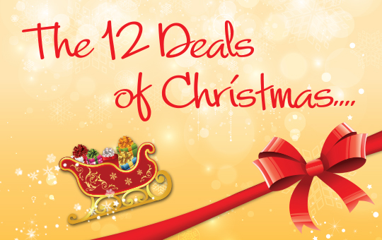 Headwater's 12 Deals of Christmas